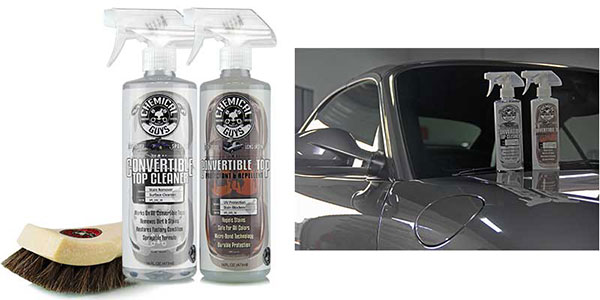 Convertible Top Cleaner