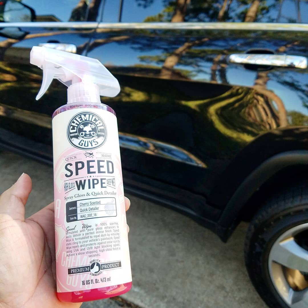 Speed Wipe Quick Detailer