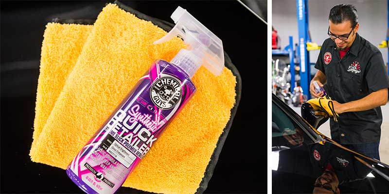 Extreme Slick Synthetic Quick Detailer