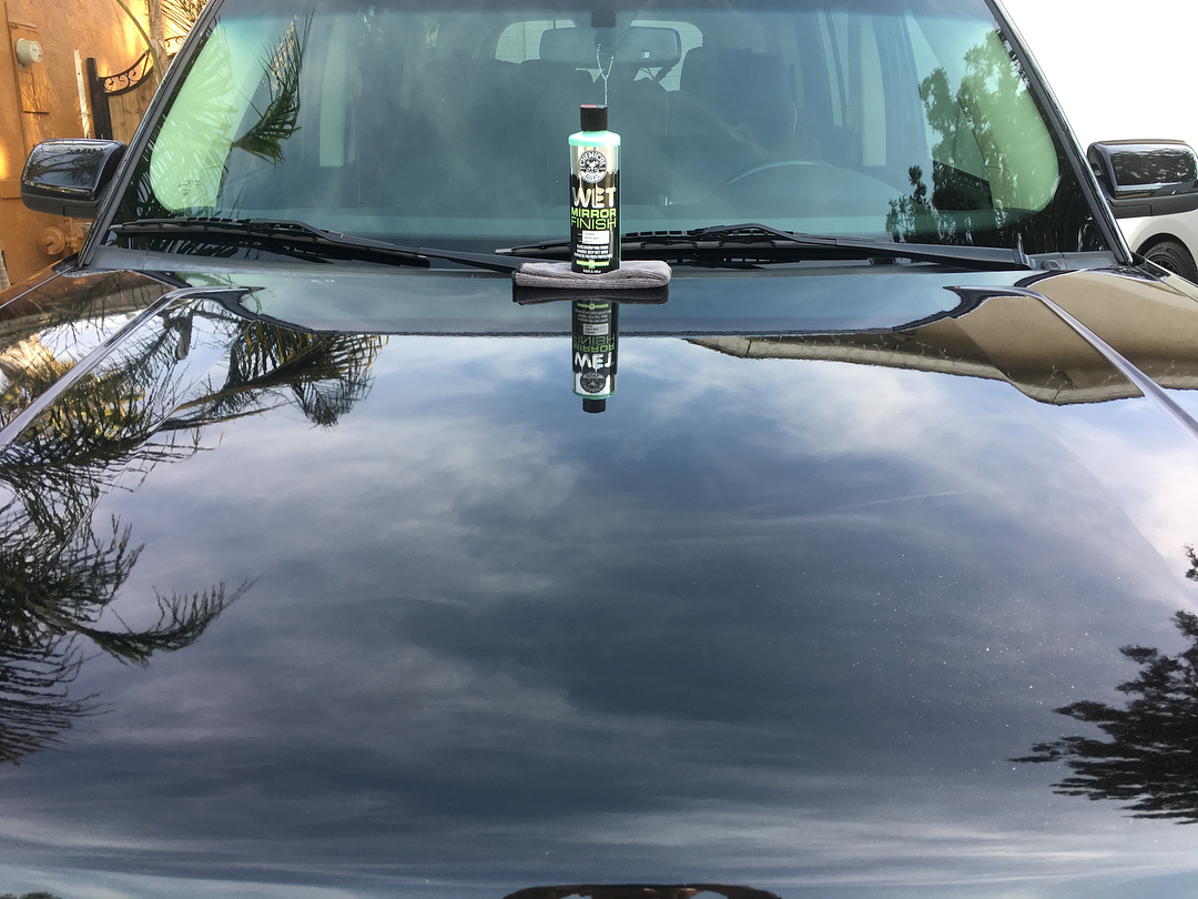 Wet Mirror Finish