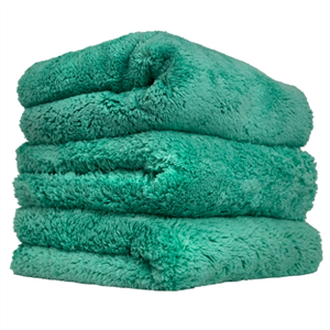Happy Ending Edgeless Microfiber Green (1PC)