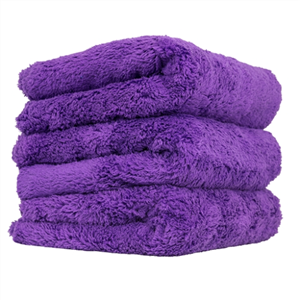 Happy Ending Edgeless Microfiber Purple (1PC)
