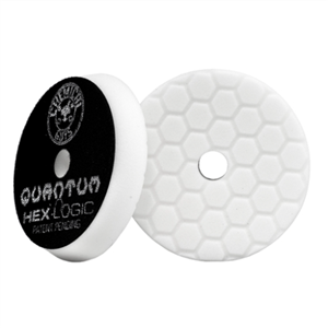 QUANTUM Light-Medium Polishing PAD, WHITE (5.5 INCH)