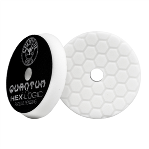 QUANTUM Light-Medium Polishing PAD, WHITE (6.5 INCH)