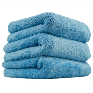 Happy Ending Edgeless Microfiber Blue (1PC)