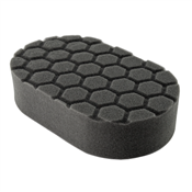 Hex-Logic Black Finishing Hand Pad