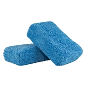Microfiber Premium Applicators (Blue)