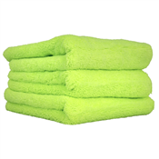 El Gordo Microfiber Towels, Green 16.5 x 16.5 (1 ผืน)