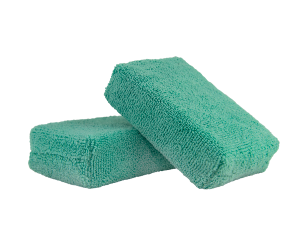 Microfiber Premium Applicator (Green) (1 ชิ้น)